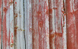 Vertical grey barn wood. Grey and red Weathered Barn Wood Stock Photos