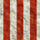 Vertical hazard stripes seamless texture Royalty Free Stock Images