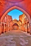 Vertical HDR de la mezquita de Katra Foto de archivo