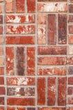 Vertical and horizontal bricks Royalty Free Stock Image