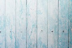 Vertical light blue wooden planks texture. Architecture backgrond, interior design concept royalty free stock image