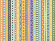 Vertical lined background Royalty Free Stock Images