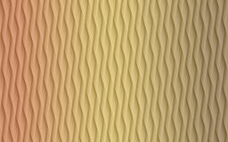 Vertical lines angles geometric abstract background illustration in warm shades of coral yellow and tan beige. Computer generated geometric abstract background vector illustration