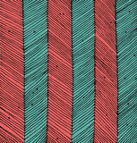Vertical lines rose and green texture Royalty Free Stock Photos