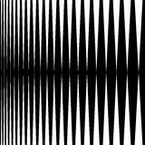 Vertical  lines, stripes - Parallel straight lines from thick to Royalty Free Stock Image