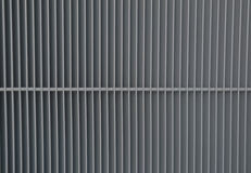 Vertical lines vent close up background texture Royalty Free Stock Photography