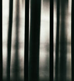 Vertical metal texture abstraction Royalty Free Stock Photos