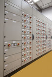 Vertical motors control center