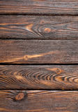Vertical old wooden board Stock Images