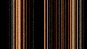 Vertical Orange Gold Lines on Black Stock Photos