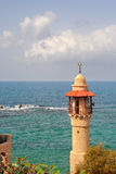 Old mosque. Yafo, Israel. Stock Image
