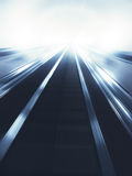 Vertical pale varitone business modern motion abstraction Stock Image