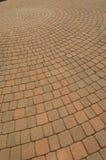 Vertical Pattern of Bricks Royalty Free Stock Photos