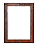 Vertical Photo Frame Stock Image