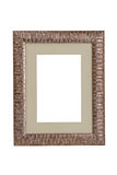 Vertical Picture Frame Stock Images