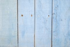 Pale blue wood background Royalty Free Stock Photo