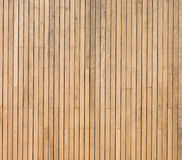Vertical brown planks Stock Photo