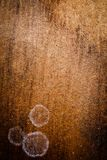 Vertical plywood Stock Image