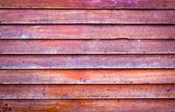 Vertical plywood Royalty Free Stock Photo