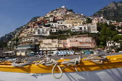 Vertical Positano Stock Photography