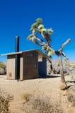 Vertical privada del desierto Imagen de archivo libre de regalías