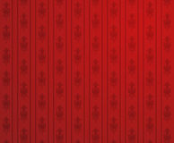 Vertical red glamour pattern Stock Photo
