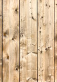 Vertical rustic wooden boards Stock Photo