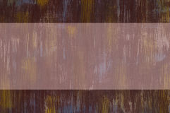 Vertical rusty metal background with a place for an inscription. Royalty Free Stock Images