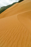 Vertical Sand Dune Royalty Free Stock Image