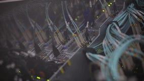 Vertical Screen Orientation. Internet Telecommunication Technology. Supercomputer.