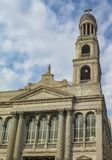 New York, NY / United States - Oct. 29, 2014: Our Lady of Pompeii Church stock images