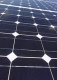 Vertical solar panel Royalty Free Stock Image