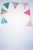 Vertical splatter Stock Photo