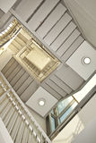 Vertical Staircase Stock Photos