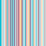 Vertical stripes pastel colors. Vertical stripes in pastel colors. Illustrated 2d background pattern vector Royalty Free Stock Images