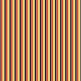 Black, Red, and Yellow Stripes Seamless Pattern vector illustration