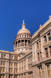 Vertical Texas State Capitol Building. Vertical Image of the Texas State Capitol Building in Austin, Texas, USA Royalty Free Stock Photos