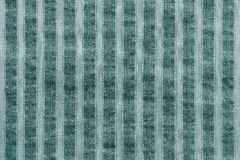 Vertical texture fabric blue-green color Royalty Free Stock Photography
