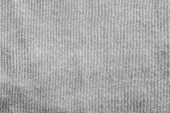 Vertical texture of fabric gray color Royalty Free Stock Photos