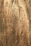 Vertical texture of old wooden board Stock Photos