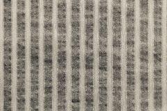Vertical texture of striped fabric beige color Stock Photo