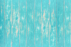 Vertical turquois wooden background. View of vertical turquois wooden background stock photo