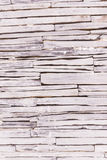 Vertical view stone wall cladding texture background royalty free stock images