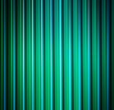 Vertical vivid aqua green lines abstraction Royalty Free Stock Photo