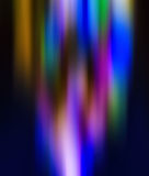 Vertical vivid vibrant color motion abstraction background Royalty Free Stock Photo