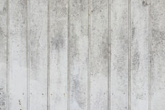 Background with weathered white painted timber. Vertical weathered white painted timber as background picture royalty free stock photography