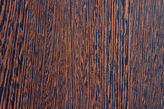 Vertical wenge texture Royalty Free Stock Photos