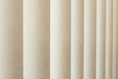 Vertical window blinds Royalty Free Stock Photos