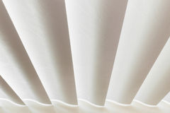 Vertical window blinds Stock Photo