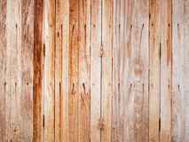 Vertical wood panel texture Stock Images